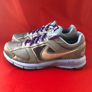 Nike Air Relentless 3 Gray Blue Running Shoes 8